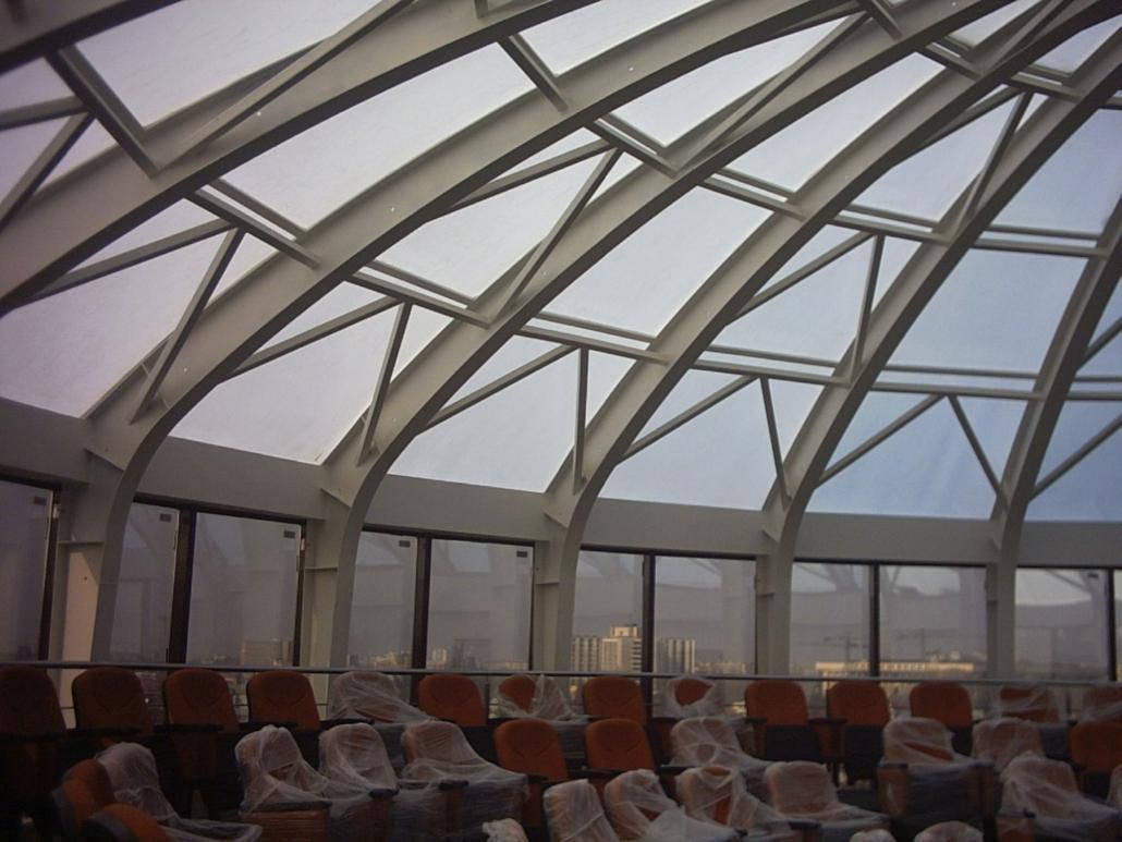 cupola policarbonat compact